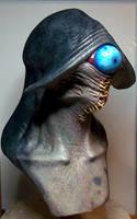 New mask 'Seaclopeh' finished 2 by masocha