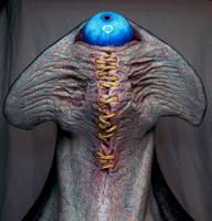New mask 'Seaclopeh' finished 4 by masocha