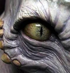 Cyclura eye by masocha