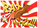 Rat On A Stick