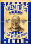 Golem Trust Poster