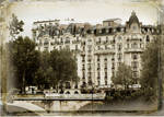 Paris by funkydpression
