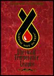 Temperance Card
