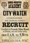 ciitywatch recruit