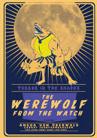 Werewolf from the watch by funkydpression