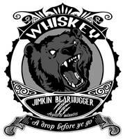 Jimkin Bearhugger's Whiskey by funkydpression