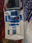 R2D2 leather bag
