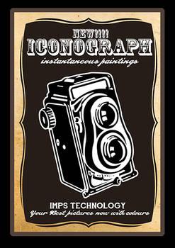 Iconographer Ad