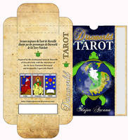 Discworld Tarot box by funkydpression