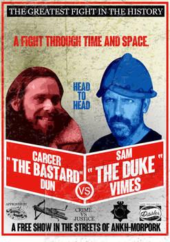 Carcer/Vimes Fight