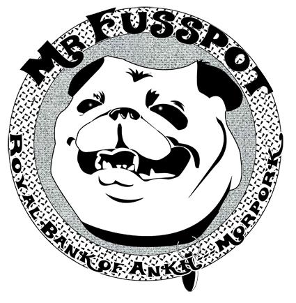 Mr Fusspot by funkydpression