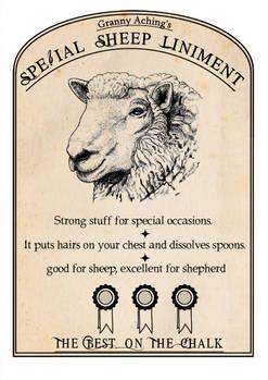 Special Sheep Liniment