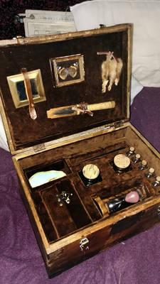 witch box