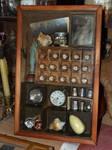 cabinet de curiosite by funkydpression