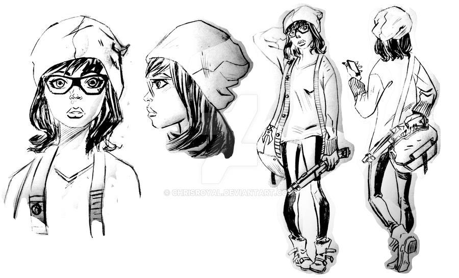 Soulless Girl by CHRISROYAL