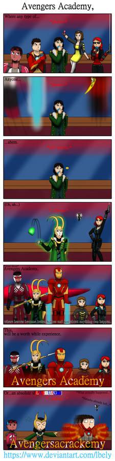Avengersacrackemy