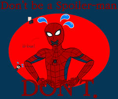 DONT SPOIL THE ENDGAME! by Lbely