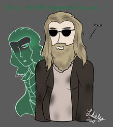 Loki: Thor... by Lbely