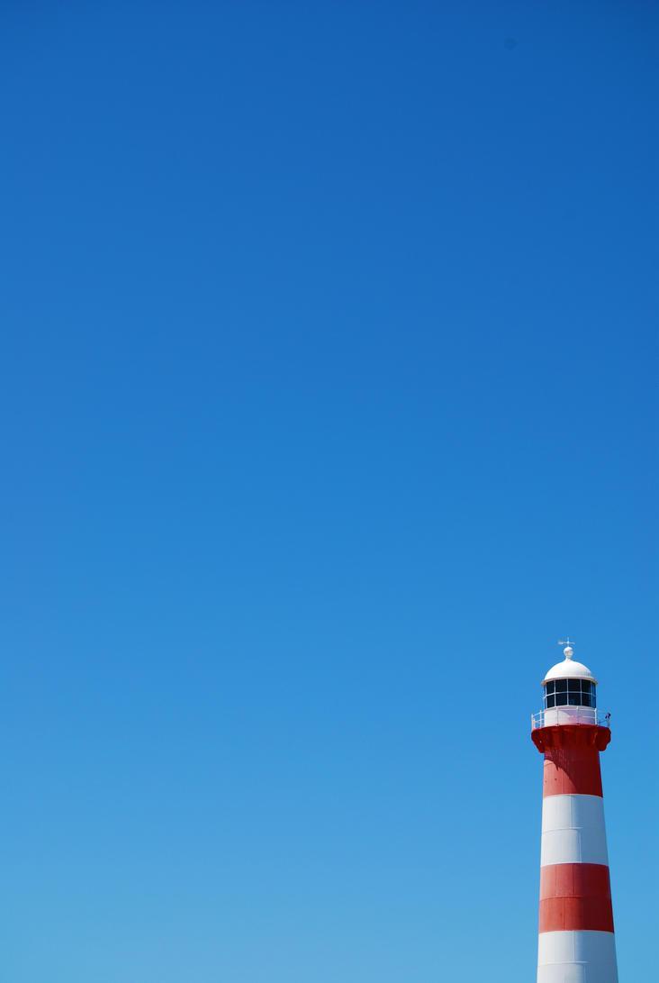 Lighthouse by kittykaos