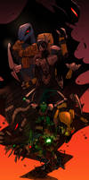 Dark Hunters Incorporated