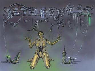 Metropolis by demok07