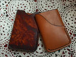 Leather Card Holder #2 by LeatherCraft