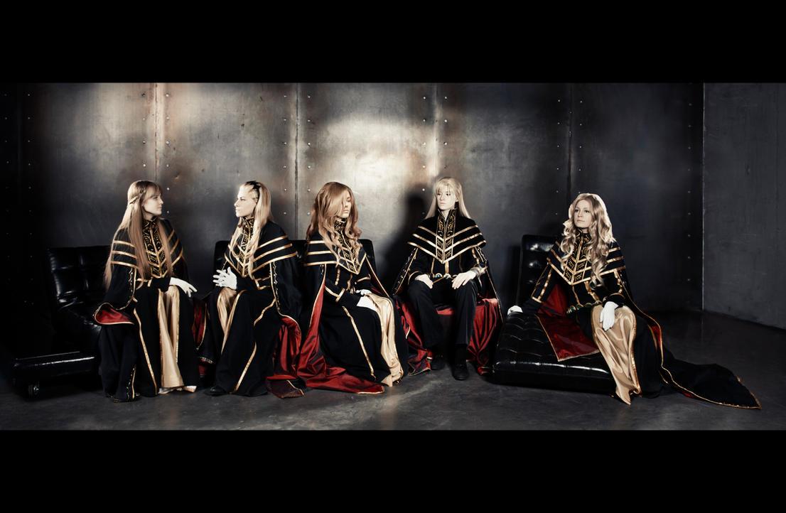 Ai no kusabi - Blondie Syndicate by Iasonm