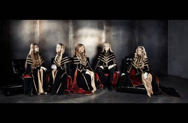 Ai no kusabi - Blondie Syndicate