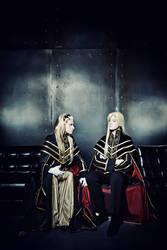 Ai no kusabi - Iason Mink and Guideon Lagat