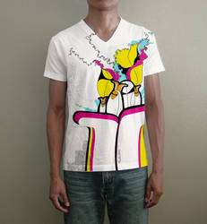 En la Cima_T-shirt by ludoalex