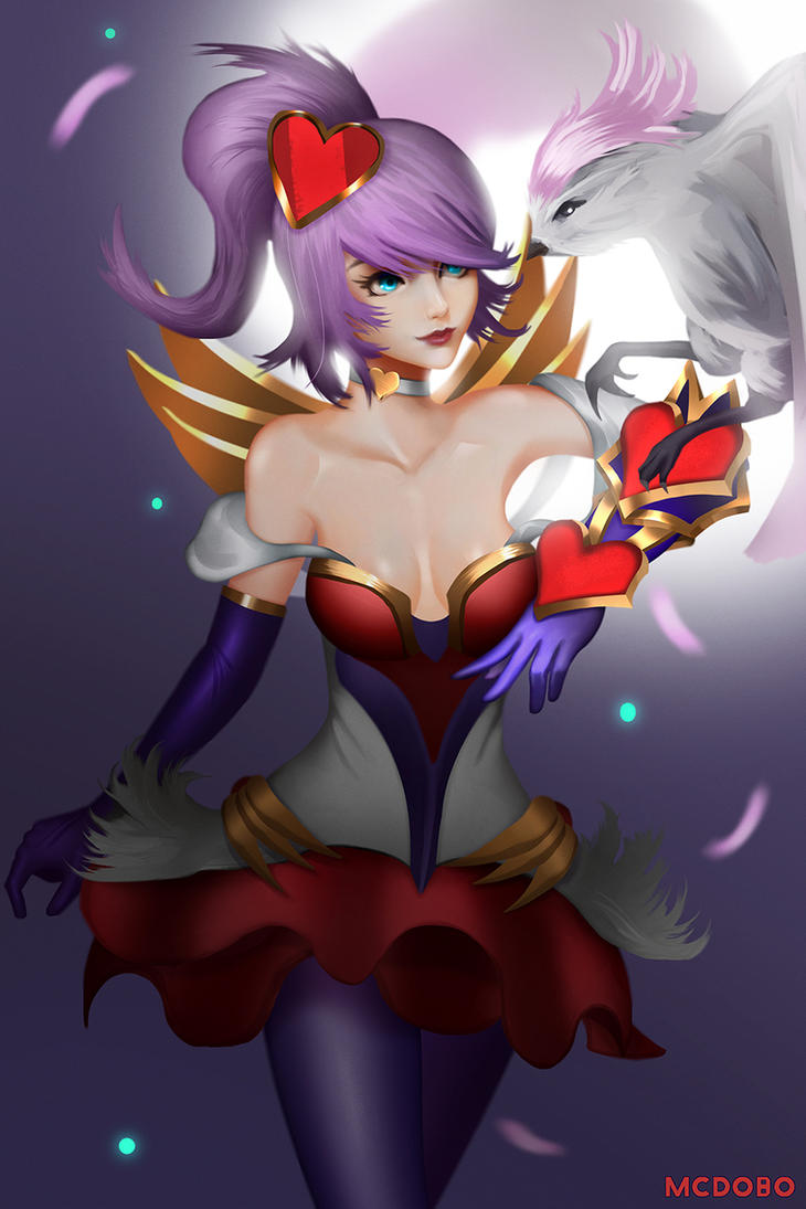 Heartseeker Quinn by McDobo