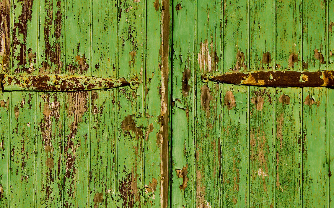 green door texture by Schwingding