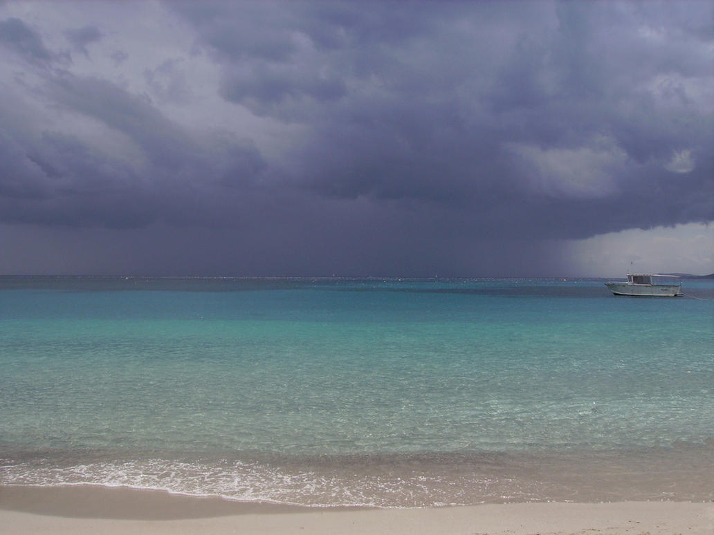 beach corsica by ketou