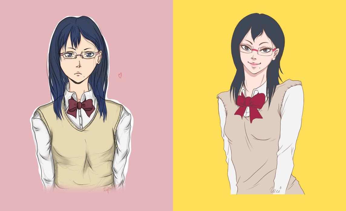 Daily Haikyuu: Shimizu Kiyoko by zypa-chan