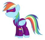 Rainbow Factory Dash Vector