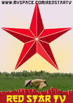 Red Star TV Poster