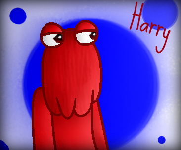 Harry/Red Guy [DHIMS] by MLPWindBreeze