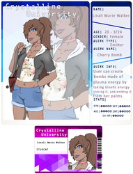 Cryst-Uni :: Linali Walker App by kelsanity