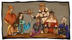 Baldur's Gate group pic.