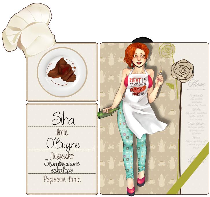 DR: Siha O'Bryne by Glor666