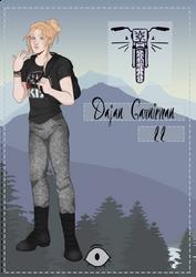 [MoW]: Dajan Carnievean by Glor666