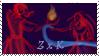 Zutara Stamp by cursedgnomes