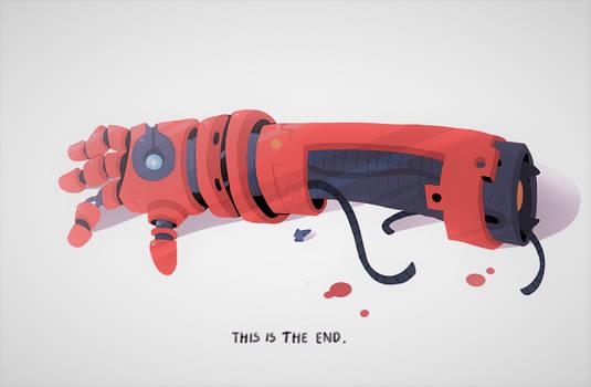 Red arm(y) by marbleach