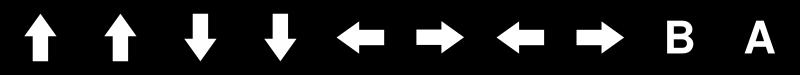 800px-Konami Code.svg by marbleach