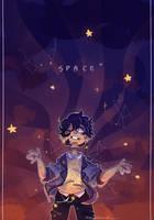 wishlist - I WANNA BE A space COWBOY BABY by marbleach