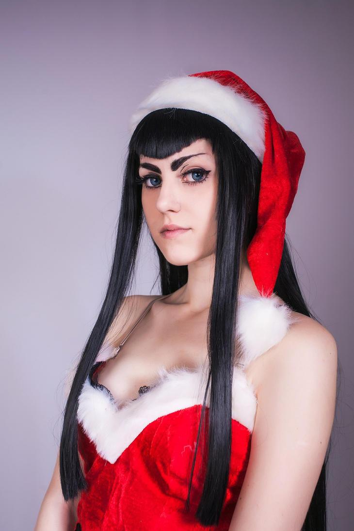 Cosplay ( Kill la Kill - Christmas) by AkiDiarmuid on DeviantArt