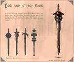 Idall, Hand of Holy Earth