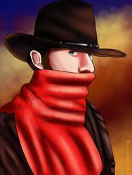 Gunslinger by Mithandun