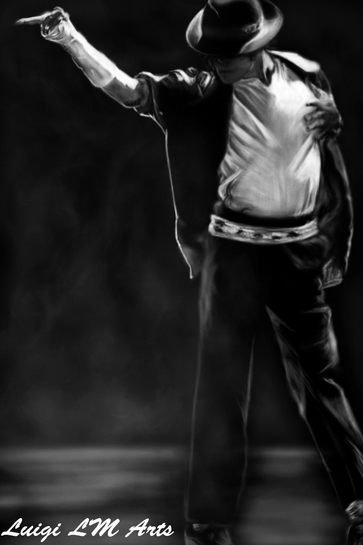 Michael Jackson Digital Painting