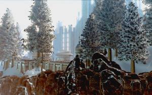 Painting of Alderaan